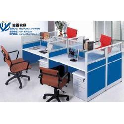 供应屏风工作位员工办公桌隔断办公桌组合屏风厂家图片