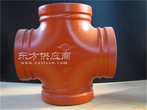 潍坊德通机械 沟槽管件供应-新疆沟槽管件图片