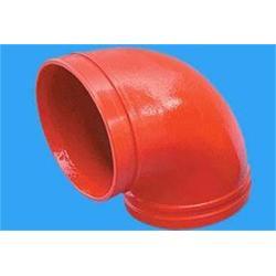 沟槽管件厂家_潍坊德通机械(在线咨询)_滁州沟槽管件图片