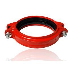 沟槽卡箍生产厂家-德通机械(在线咨询)西宁沟槽卡箍图片