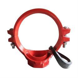 沟槽卡箍生产,德通机械(在线咨询),吉安沟槽卡箍图片