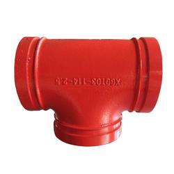 潍坊德通机械|吉林沟槽管件|沟槽管件图片