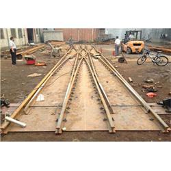 重轨道岔制造厂,飞跃铁路道岔,河南重轨道岔图片