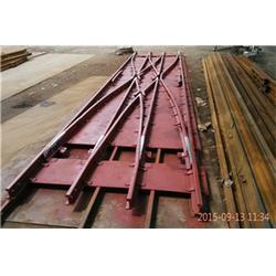 飛躍鐵路道岔(圖)-煤礦對稱道岔-山西煤礦對稱道岔圖片