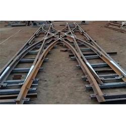工矿用道岔报价-新疆工矿用道岔-飞跃铁路道岔图片