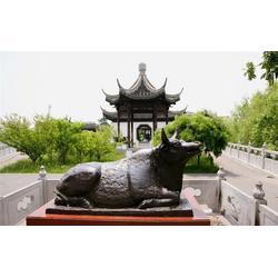 雕塑牛,雕塑牛,河北恒保发铜雕厂图片