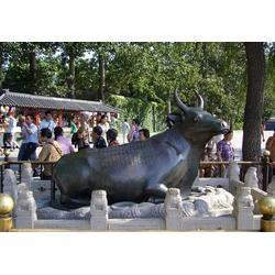 恒保发铜雕厂定做(图)、大型铜牛哪里生产、资阳大型铜牛图片