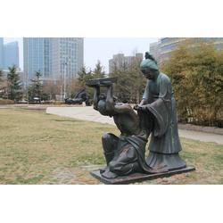 纯铜人物|铜雕厂家(优质商家)|纯铜人物公园雕像批发