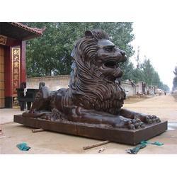 恒保发青铜狮子厂,青铜狮子,铜雕狮子厂图片