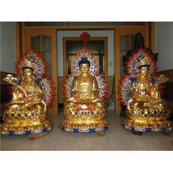 恒保发铜雕提供商(图)、专业铸造铜佛像厂、自贡铜佛像厂图片