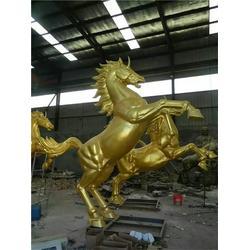 景区铜马|恒保发铜雕(优质商家)|景区铜马定制图片