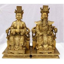 北京道教佛像制作-恒保发铜雕厂家-寺庙道教佛像制作图片