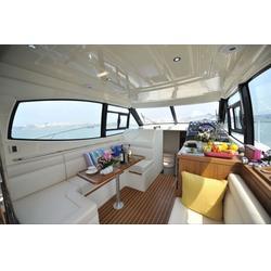 玻璃钢游艇|玻璃钢游艇|途达游艇(查看)图片