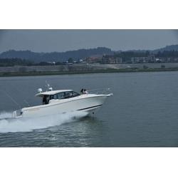 玻璃钢游艇 珠海玻璃钢游艇 途达游艇(查看)图片