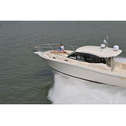 进口钓鱼艇报价、青岛艇、途达游艇(图)图片