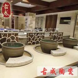 陶瓷大浴缸 温泉澡堂会所专用陶瓷洗浴大缸图片