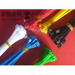 新固塑料 自锁式尼龙扎带厂家直销A级10x550图片