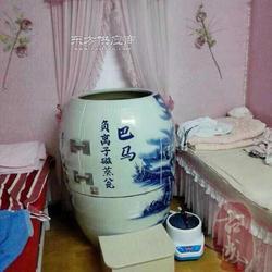 活瓷能量缸定制 巴马磁蒸缸厂家直销 负离子汗蒸缸图片