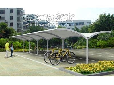 供应膜结构自行车棚设计图纸