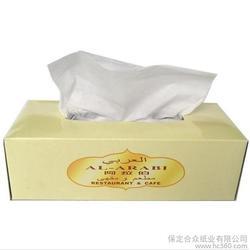 盒抽纸巾定制、南充抽纸巾、洁源纸品图片