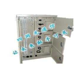 288芯明装冷轧板室内室外三网融合光纤楼道箱 明装冷轧板室内室外三网融合光纤楼道箱图片