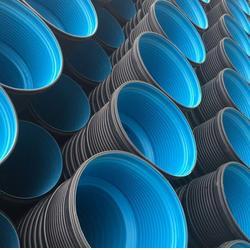 鲁禹管业(图)|排水管供应商|菏泽排水管图片