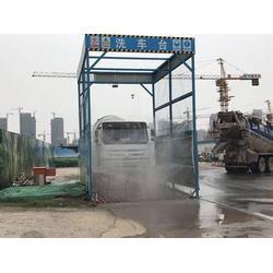 新款全封闭洗轮机、【捷成环保】、郑州沁阳全封闭洗轮机图片