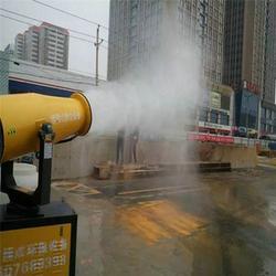 浙江温州除尘喷雾机_【捷成环保】_除尘喷雾机厂家图片