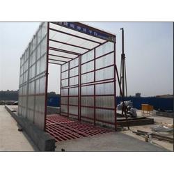 车辆冲洗设备厂家、郑州信阳车辆冲洗设备、【捷成环保】图片
