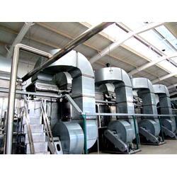 洞泾镇排风管道、上海工厂排风管道、上海净览暖通工程图片