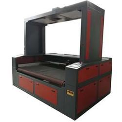 激光下料機-恩維激光設備-大視覺攝像定位激光下料機圖片