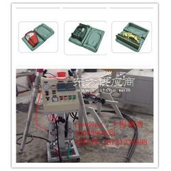 仪表现场发泡包装机 仪表包装设备 仪表包装机械 仪表泡沫包装机图片