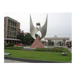 星特雕塑(图)、哪里做校园不锈钢雕塑、校园不锈钢雕塑图片