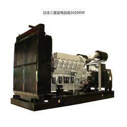 奔驰柴油发电机报价、中能机电、奔驰柴油发电机图片