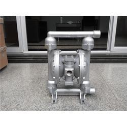 君昊机电设备优质品牌 小气动隔膜泵-西安气动隔膜泵图片