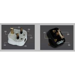 插头、迪迅电器(在线咨询)、插头图片