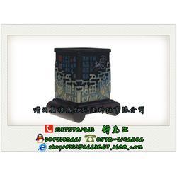 炭雕笔筒供应-碳居仕环保评价好(在线咨询)海南炭雕笔筒图片