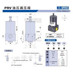 PRV油压 减压阀图片