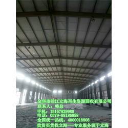 废铁回收厂家-金华废铁回收-立海再生资源收购公司(查看)图片