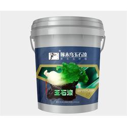 玉石彩粒漆-啄木鸟漆厂家-玉石彩粒漆品牌图片
