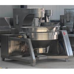 鹤壁电加热炒酱锅,诸城永翔机械,使用电加热炒酱锅方法图片