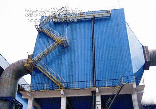 石膏板厂生产线脉冲布袋式除尘