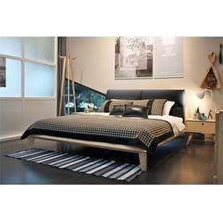 新款北欧风格床酒店工程,祺丰家居,新款北欧风格床图片