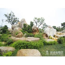 晟迪奥雕塑(图),独栋别墅景观设计,河北景观图片