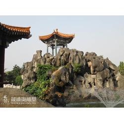 晟迪奥雕塑 郑州假山雕塑-郑州假山雕塑图片