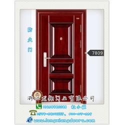 钢框木扇防火门好吗、萍乡钢框木扇防火门、买门首选龙翔门业图片