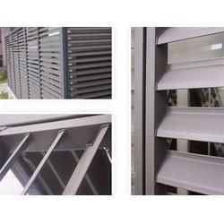 空调百叶窗设计、佳之合、泰州空调百叶窗图片