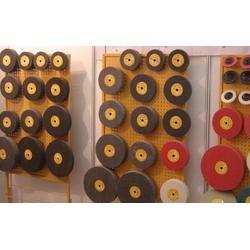 鑫丰研磨材料(多图),无纺布轮制造商,无纺布轮图片
