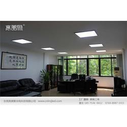 明装面板灯供应-亮美聚(在线咨询)工厂用明装面板灯图片