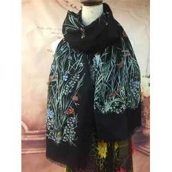 东北围巾定做-围巾定做-芊美艺围巾厂图片